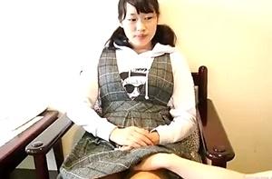 【個人撮影】中●生みたいなツインテール(loli)ロリ少女との円光を撮影した妙に生々しい素人流出動画