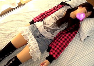 塾の教え子 宮内ゆい② ☆3 睡眠●ハメ撮り
