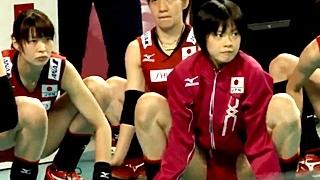 女子バレー宮下遥のエロ動画