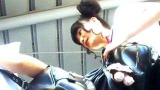 BORMAN JKちゃん抜き打ちパンツ検査 vol.52