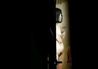 筧美和子似女子大生の民家盗撮動画