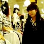 ☆プルート☆ 【高画質】制服白パン逆さ撮りNo18