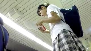 BORMAN JKちゃん抜き打ちパンツ検査 vol.53