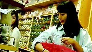☆プルート☆ 制服白パン逆さ撮りNo29