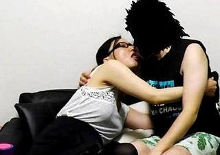 20代後半のセフレとのセックスを隠し撮り