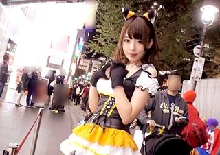 ハロウィンナンパ 04 in 渋谷 チームN
