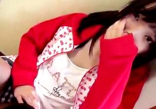 アイドルのイメージビデオと騙されて円光させられるJC