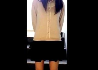 身バレ現金の私服JKとプチ円光