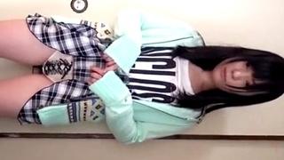 美少女私服JKと円光した男のガチハメ撮り