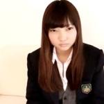 【個人撮影】この後、音信不通に・・終始表情が微妙な女子高生の乳首舐め&手コキ抜き円光動画