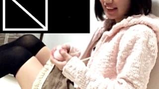 【個人撮影】この彼女絶対未成年だろ・・引き締まったスレンダー貧乳な彼女とのイチャラブSEXをネットに投稿する奴
