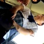 【盗撮バレ】可愛い系の頂点!Sランク美少女JKの穢れなき純白木綿ぱんつの盗撮に集中しすぎた結果とんでもないことに!