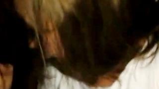 ガチレイプにつき閲覧注意!気の強い金髪ギャルを力で抑え込み「膣中に出してやろうか?」と脅迫する男・・・