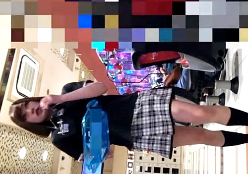 パチンカス「せや!スマホで店員のパンツ盗撮したろw」⇛ 結果wwww(動画あり)