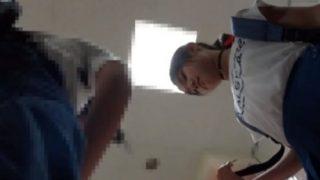 【盗撮動画】パンチラ職人さん、ついにJSCの炉ぱんつに手を出す・・ヤバすぎィィ!!