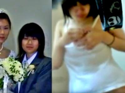(※削除注意)義理の娘(JK)目的でシンママと再婚した男の盗撮動画が流出。その内容がやばすぎるんだが・・・