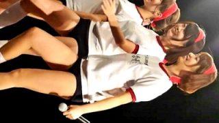 【動画】美少女揃いの地下アイドルさん、ブルマ体操服ステージでオタクに大サービスしてしまうwww
