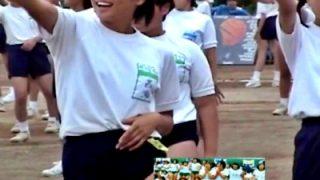 初々しいブルマ中学生の運動会映像が資料価値が高すぎる件(動画あり)