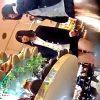 童顔JKちゃんのむっちり肉付きの良いプリ尻と水玉パンツの逆さ撮り動画、めちゃめちゃエロいww(動画)