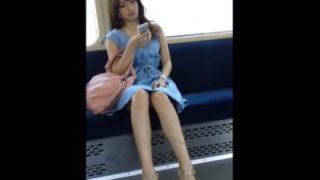 ※変態「電車に極上美女がいたからやむを得ず対面盗撮してきた」→ 動画がこちら